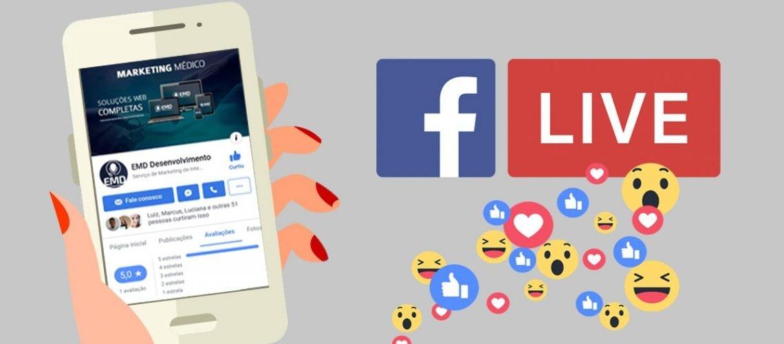 Você conhece o Facebook Live